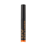 Stargazer Neon UV Glow Fluorescent Liquid Eyeliner Orange 23g