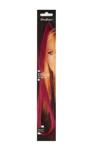 Stargazer Baby Hair Extension Flame