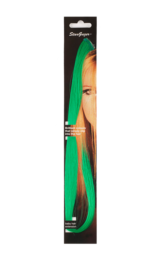 Stargazer Baby Hair Extension Green