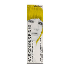 Stargazer Semi Permanent Hair Colour Dye Yellow 70ml
