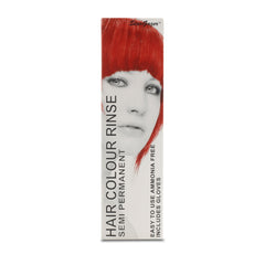 Stargazer Semi Permanent Hair Colour Dye Foxy Red 70ml
