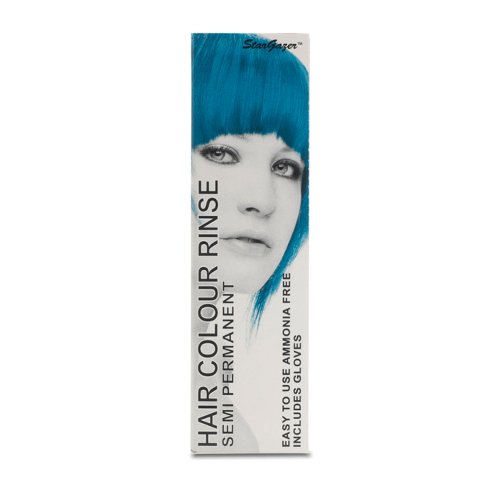 Stargazer Semi Permanent Hair Colour Dye UV Turquoise 70ml