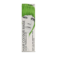 Stargazer Semi Permanent Hair Colour Dye UV Green 70ml
