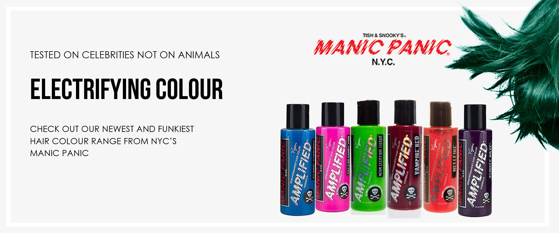 Manic Panic Amplified Collection