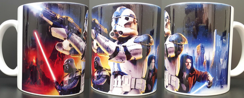 Caneca (Star Wars - Storm Troopers)