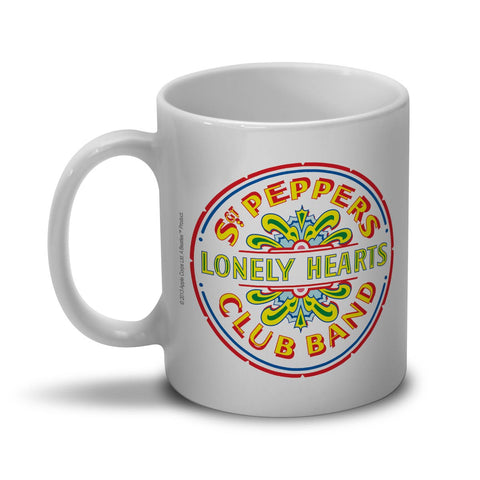 Caneca The Beatles Sgt. Pepper's And The Lonely Hearts