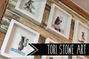 Tori Stowe Original Art