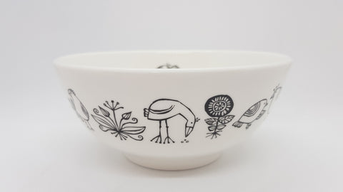 Stowe & so Ceramic Bowl Early Birds