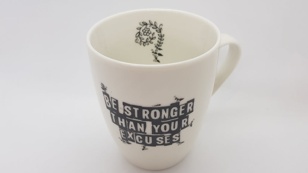 Stowe & so Mug Be Stronger