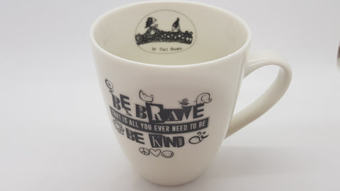 Stowe & so Mug Be Brave