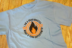 Braaimaster T-Shirt - Superpower