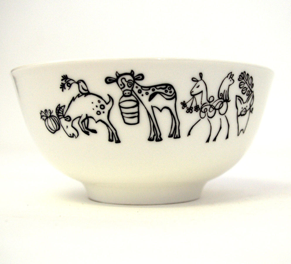 Stowe and so Goat Bowl (Medium)