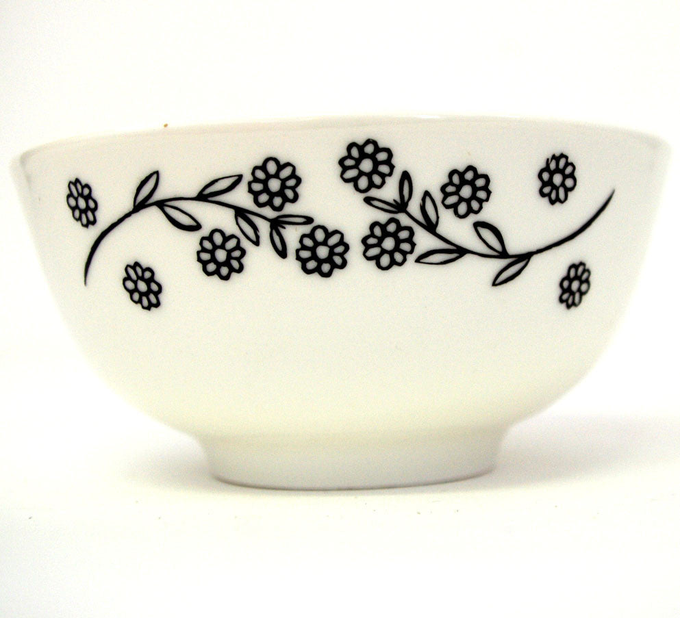 Stowe & so Floral Birdie Bowl (Medium)
