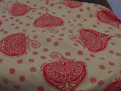 Stowe & so Table Cloth: Protea Paisley Design, 2m x 1,5m ON SALE