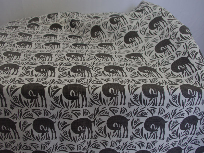 Stowe & so Table Cloth. Veldfolk Bushbuck 3.5m x 1.4m ON SALE