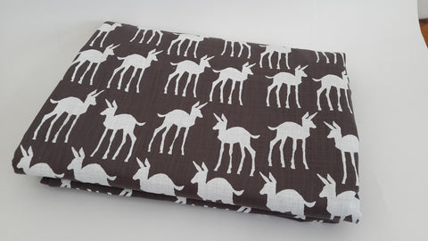 Stowe & so Table Cloth: Bokkie Design,  3,1m x 1,5m