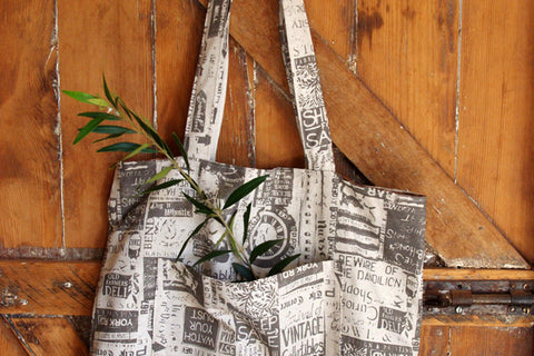 Stowe & so Shopper Bag. Bathurst Design.