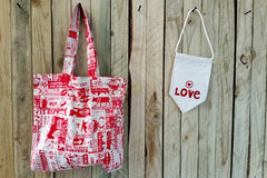 Stowe & so Shopper Bag. Grahamstown Design.