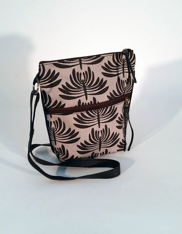 Stowe & so Pouch Bag: Euphorbia Design