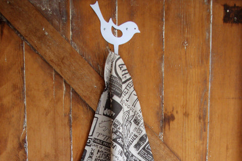 Stowe & so Tea Towel. Cape to Karoo Design.