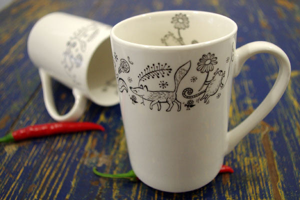 Stowe & so Mug Summer Design
