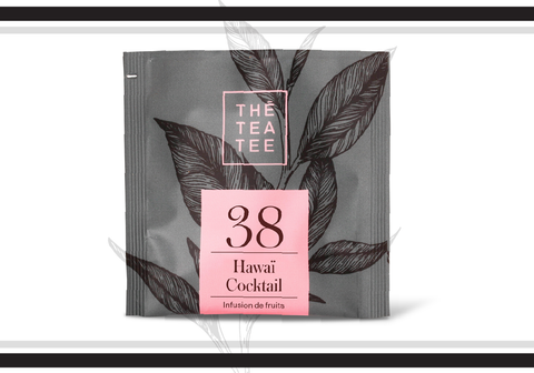 Hawai Cocktail 10 Sachets Individuels