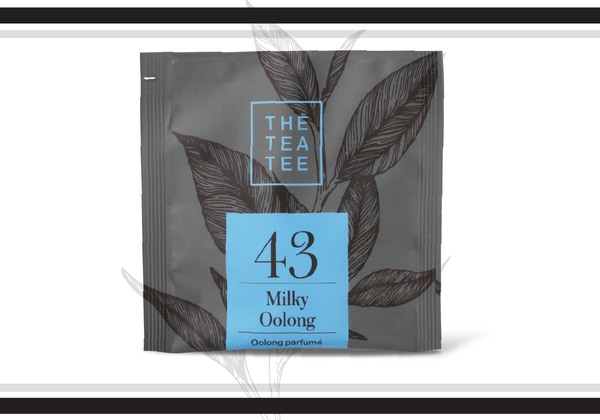 Milky Oolong 10 Sachets Individuels