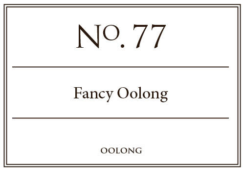 Fancy Oolong