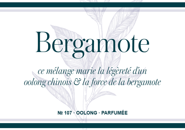 Oolong Bergamote