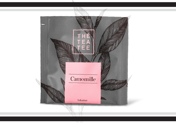Camomille 10 Sachets Individuels