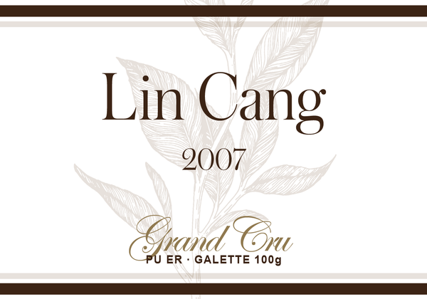 Lin Cang Galette - 2007