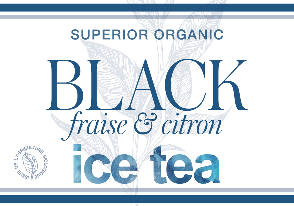 Black Ice Tea (Bio)