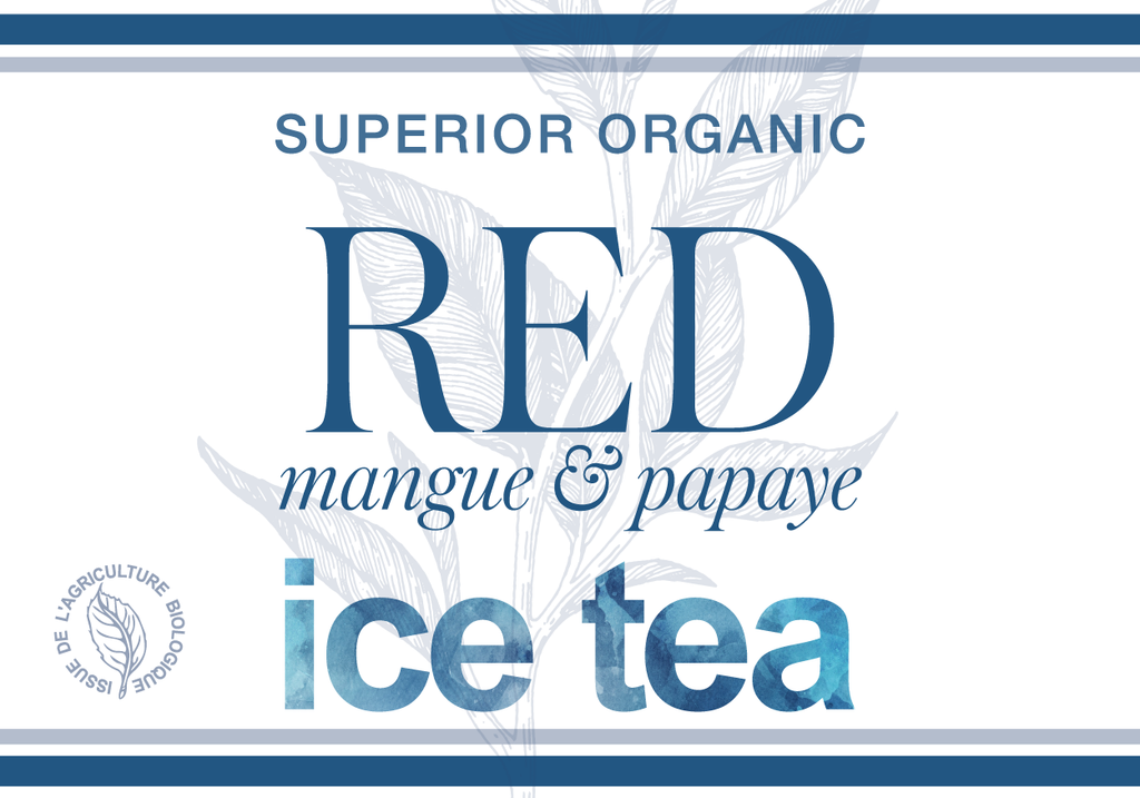 Red Ice Tea (Bio)