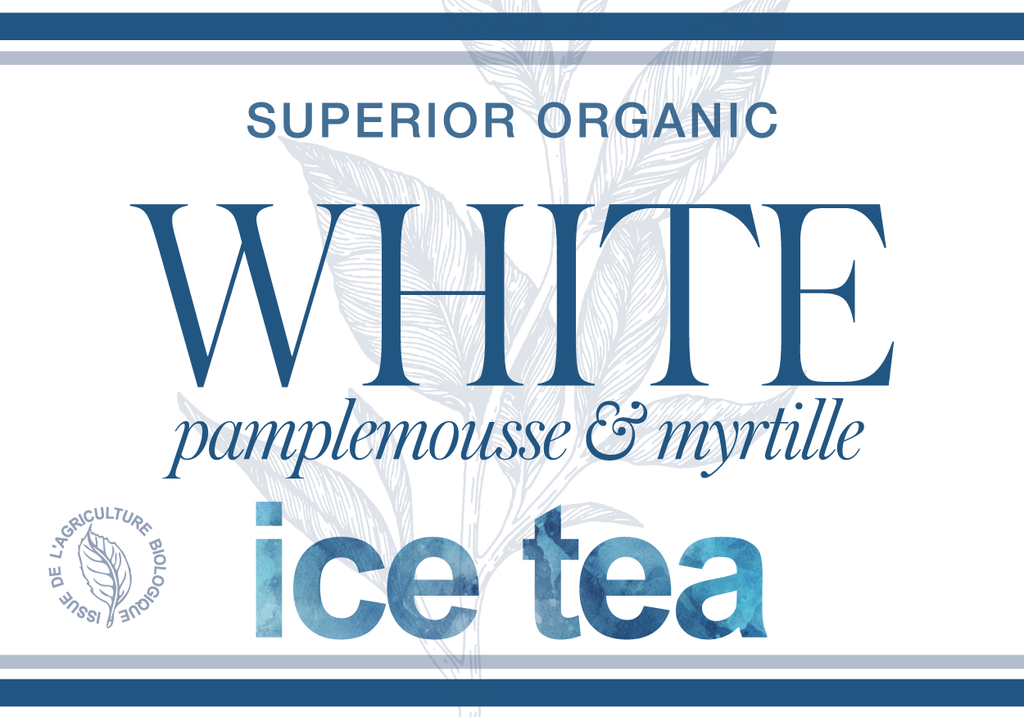 White Ice Tea (Bio)