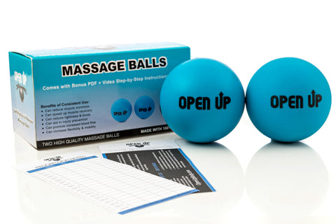 OPEN UP Massage Balls