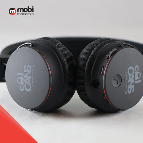 "MobiMountain ""Cool Cans"" Wireless Headphones"