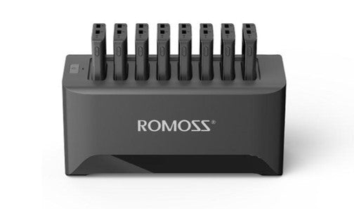 Romoss Commercial Charging Station & Power Banks