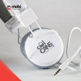 "MobiMountain ""Cool Cans"" Studio Quality Headphones"