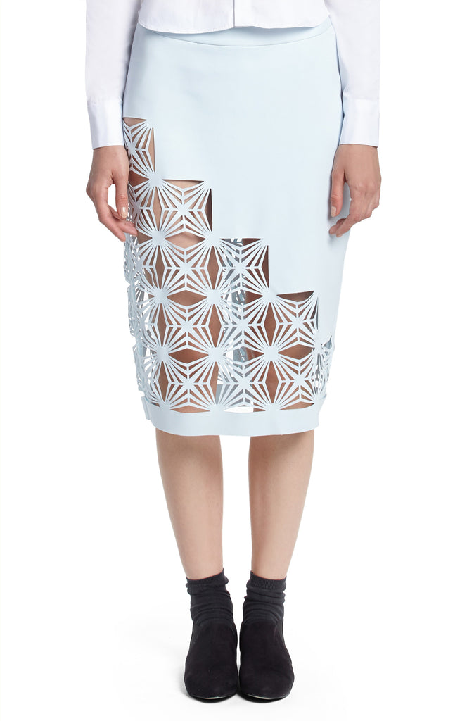 VERTIGO skirt - Blue