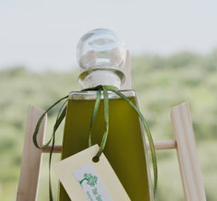 First Extra Virgin Olive Oil in Greece, Athinoelia variety, thespartantable