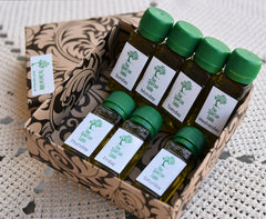 Your Personal Extra Virgin Olive Oil - Your new daily nutritional luxury - Seven Days Pack