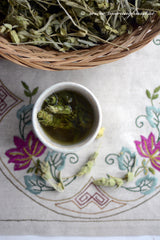 thespartantable, greek mountain tea
