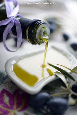 "Extra Virgin Greek Olive Oil ""Quad Pack"""