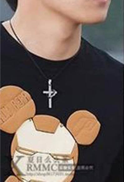 Christian necklaces for guys at Itsuniquelymine
