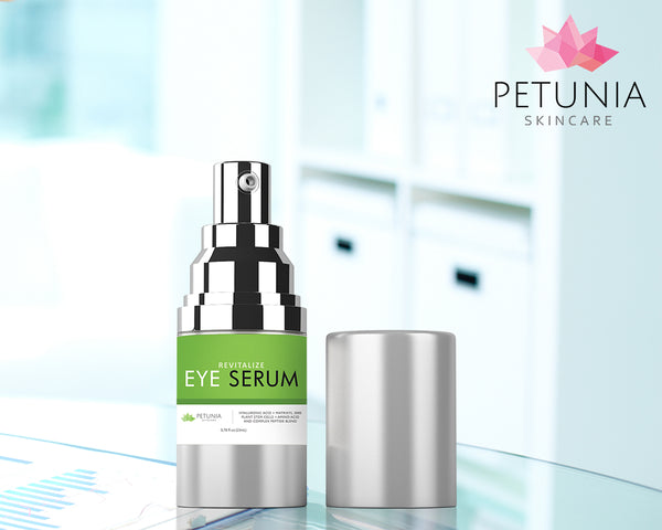 Petunia Skincare Revitalize Eye Serum