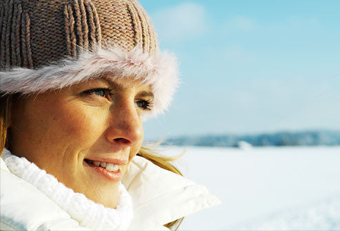 Cold Weather Skin Care Tips