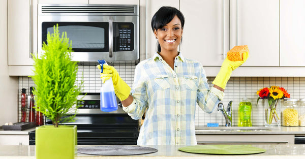 5 Home Cleaning Tricks
