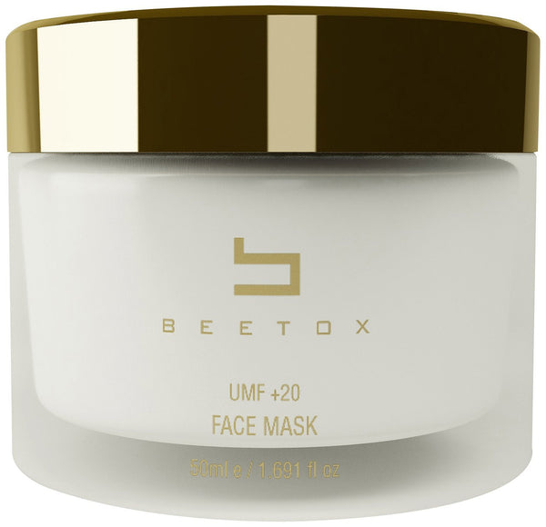 Beetox Manuka Honey and Bee Venom Facemask 50ml