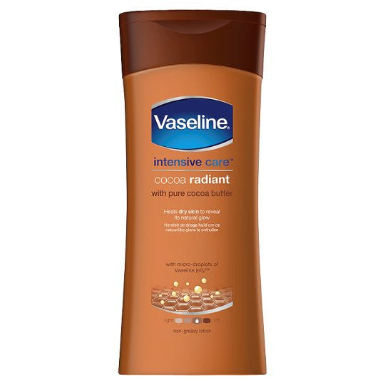 Vaseline Intensive Care Cocoa Body Lotion 200ml