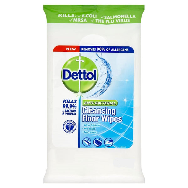 Dettol Cleansing Surface Wipes Mega Pack 80 Large Wipes